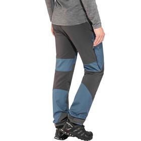 Pinewood Caribou TC Pantalones Hombre, blue/grey